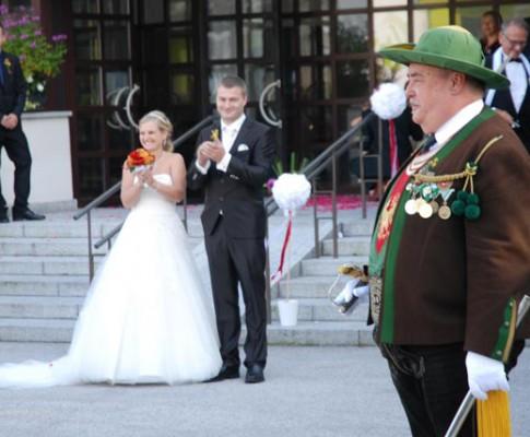 Hochzeit von Stefanie und Erwin