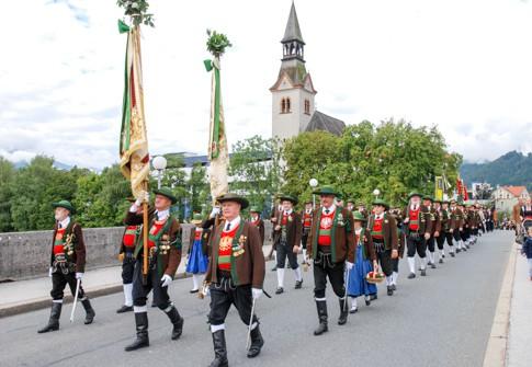 Prozession zu Mariä Himmelfahrt 15.08.2014