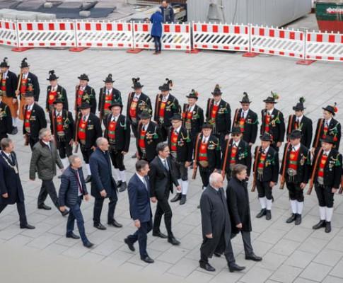 Dreier-Landtag in Schwaz 27.-28.10.2014