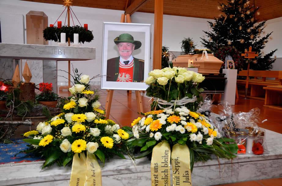 Verabschiedung Olt. Fritz Daberta 18.12.2014