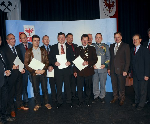 Auszeichnung Markus Oberlechner