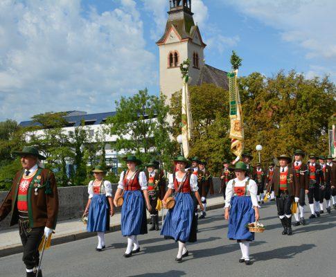 Prozession zu Maria Himmelfahrt 2016