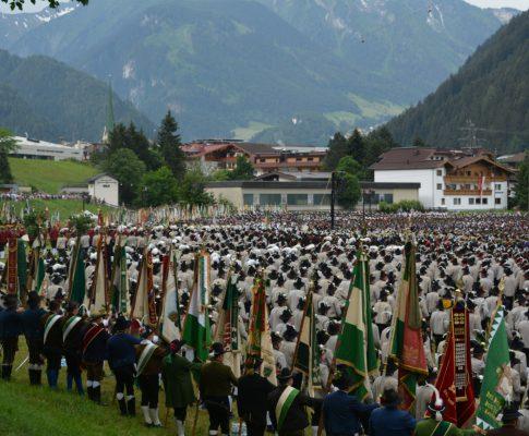 25. Alpenregionstreffen der Schützen