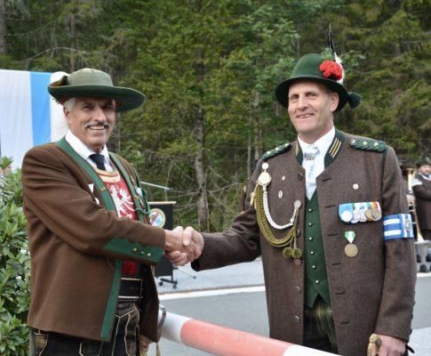 70 Jahre Freundschaft Tirol – Bayern
